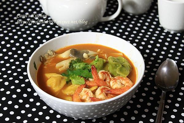 泰式雙色麵疙瘩酸辣湯 01.JPG