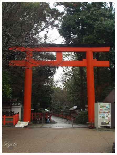 034. 八坂神社的紅色大鳥居