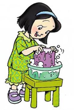 謹慎選用洗液