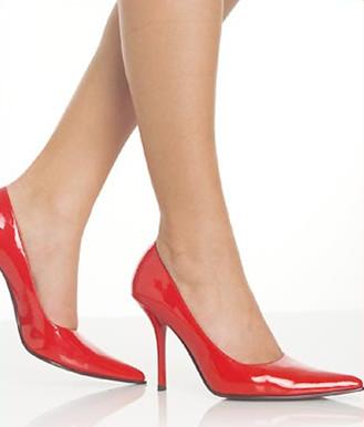 少穿高跟鞋