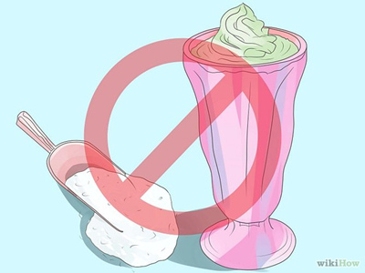 減少糖的攝入