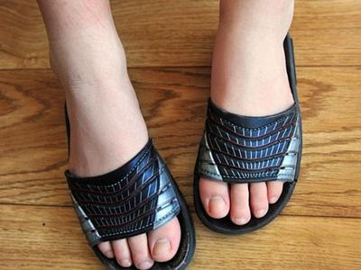 儘量穿透氣的鞋子