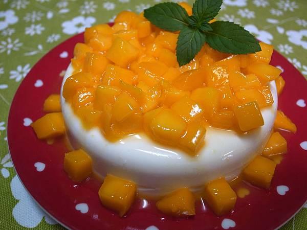 1.芒果鮮奶酪.JPG