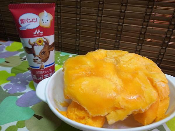 3.煉乳及芒果肉冰.JPG