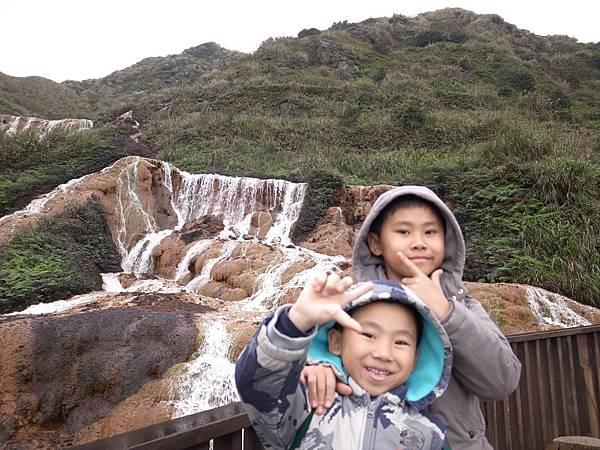 12.兩兄弟與黃金瀑布
