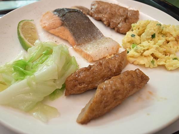 24.鮭魚餐