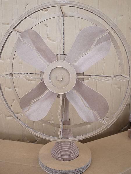 20.紙風扇