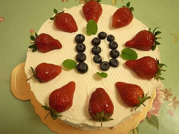 10y生日蛋糕