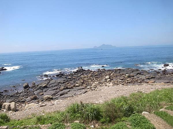 3.搭火車看美麗海岸線