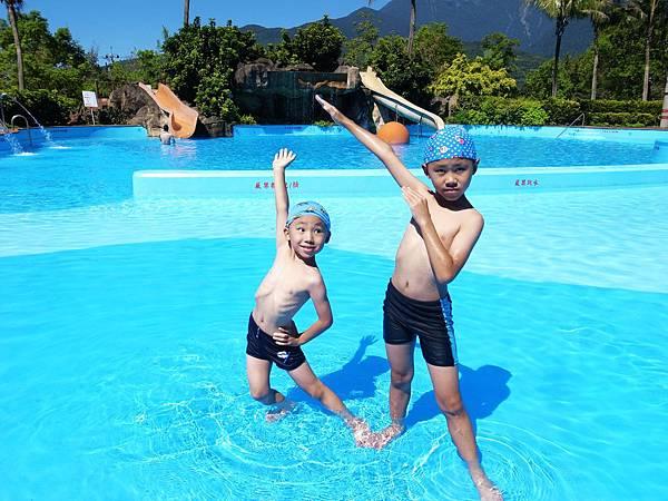 38.兒童戲水區