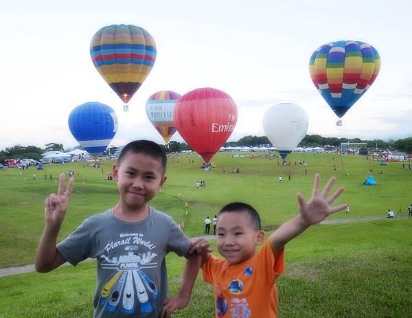 11.超興奮與熱氣球共舞