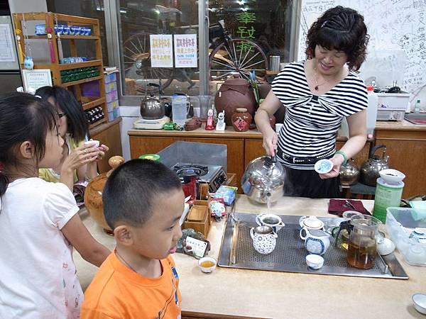 21.愛嬌姨喫茶趣