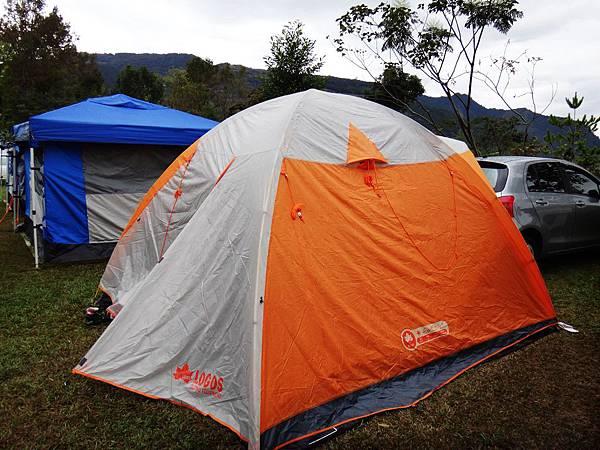 12.為我們擋雨的好帳篷
