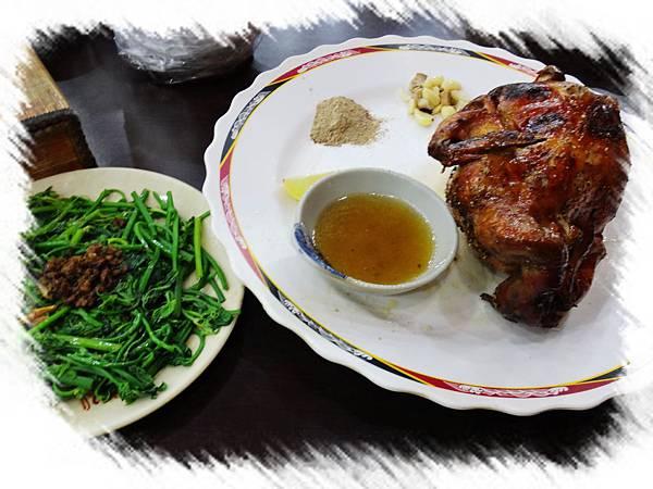 26.晚餐in窯烤雞