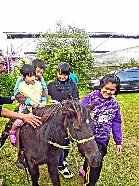 13.布拉姆騎馬親體驗