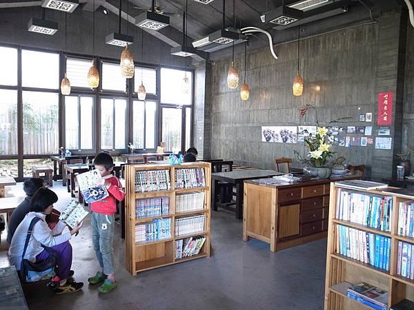 5.吸引小朋友的閱讀區