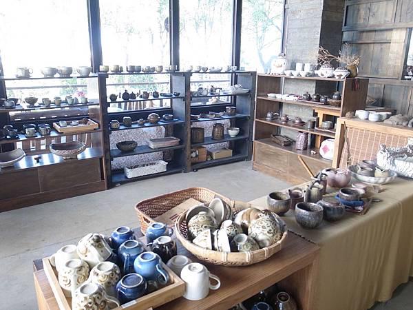7.個性化的陶器