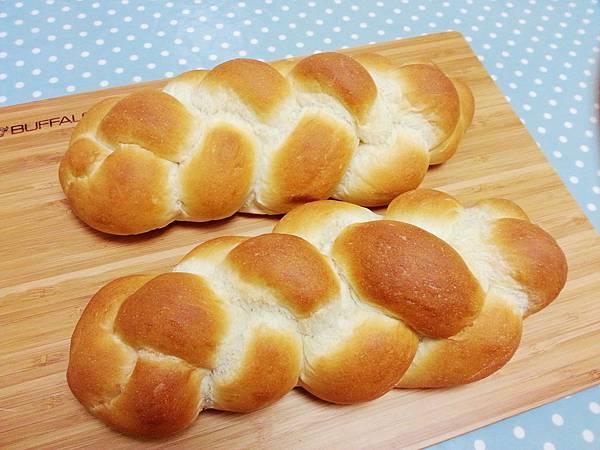 7.辮子麵包