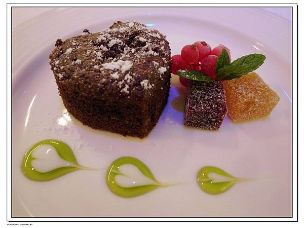 14.熔岩巧克力
