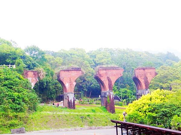 39.遊客常訪的龍騰北斷橋