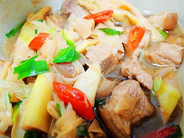 1.菜&肉的完美組合
