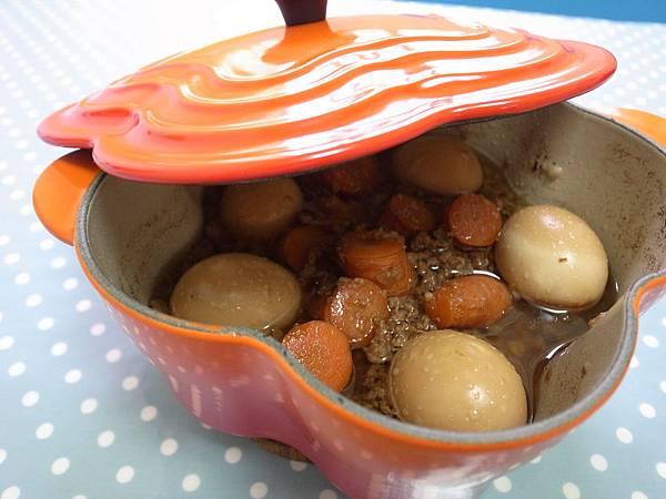 5.花鍋滷肉燥