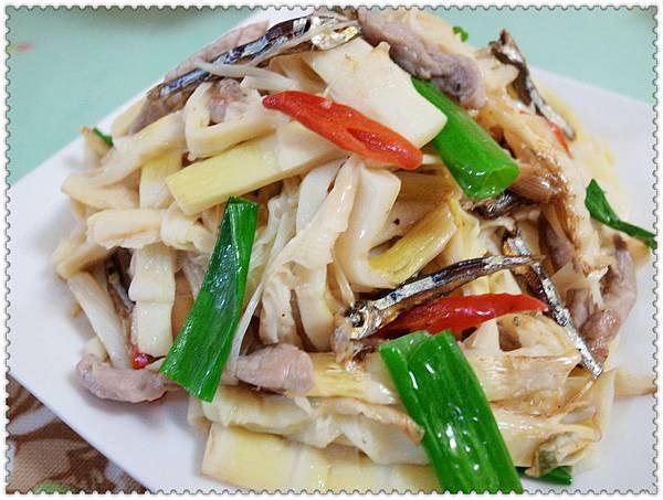 10.炒桂竹筍