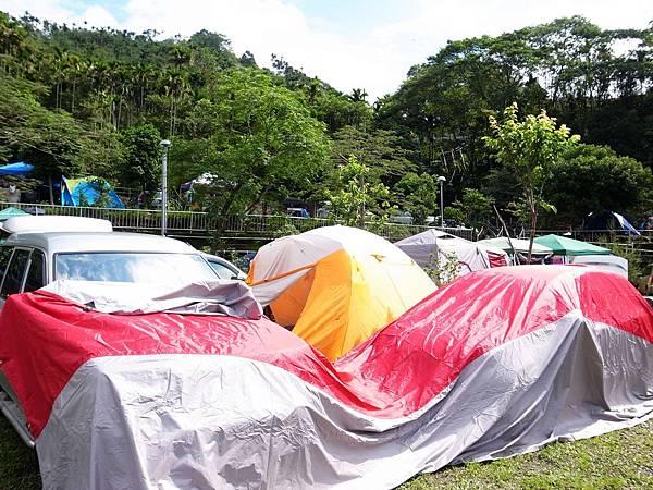 35.曬帳篷
