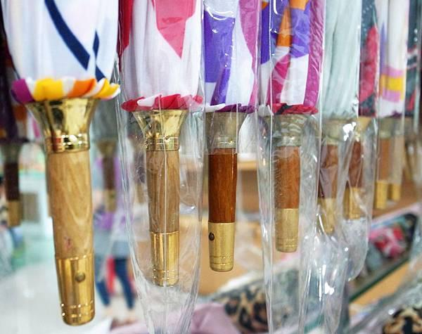 8.強化的傘尖