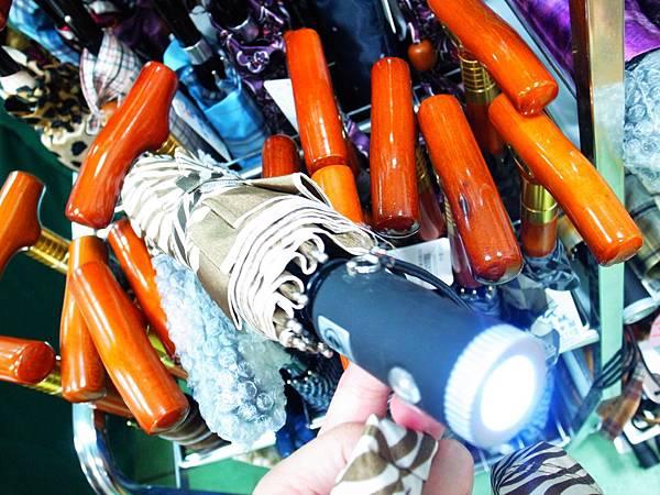 7.發光燈傘