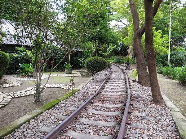 7.園內鐵支路