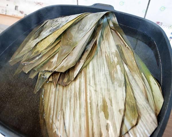 7.煮粽葉
