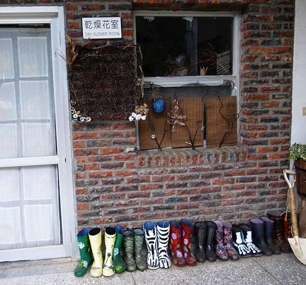 4-7可愛雨鞋排排站