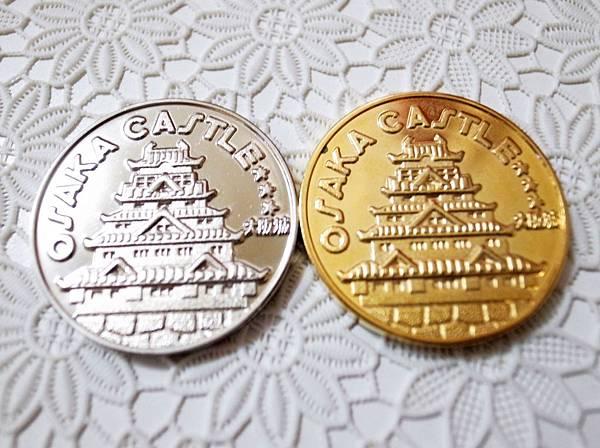 26.天守閣紀念幣