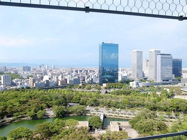 21.遠眺大阪市中心