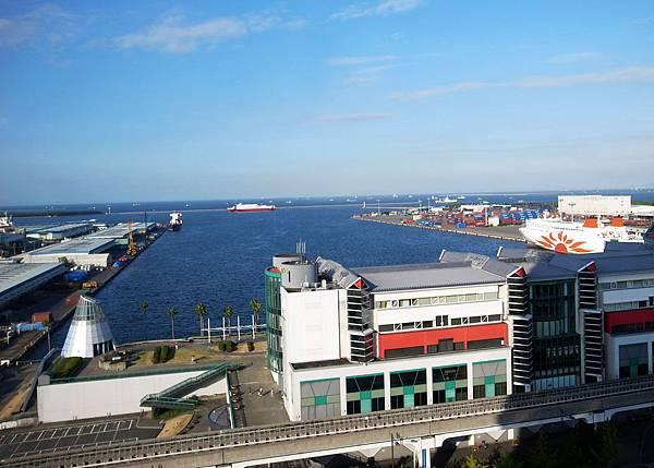 2.早安.大阪海港