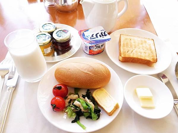 3.凱悅的鮮美早餐