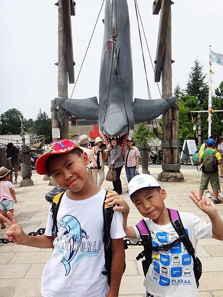 環球影城大白鯊