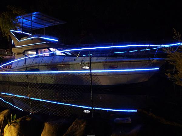 26.夜泊的船