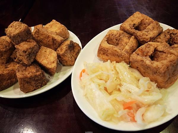 38.松芸軒臭豆腐