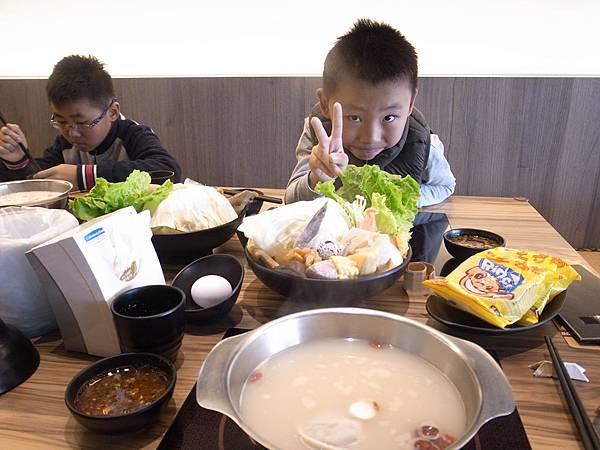 1.湯澤大啖火鍋