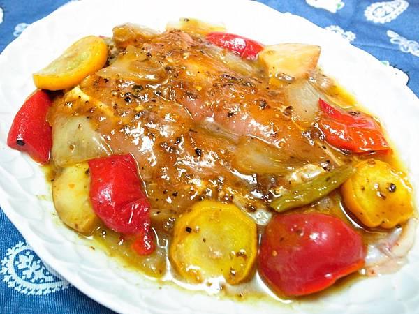 2-1 咖哩烤雞胸