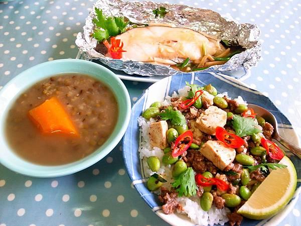 2-8 不同風味菜的中餐