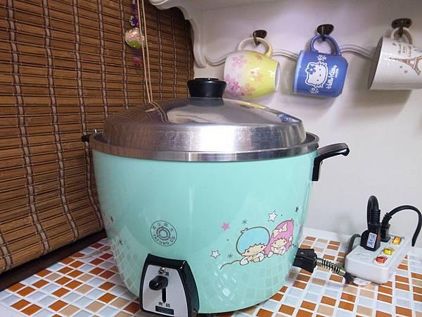 2-5 利用電鍋蒸熟