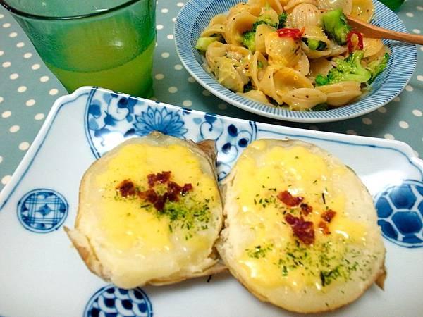 2-8培根焗烤馬鈴薯