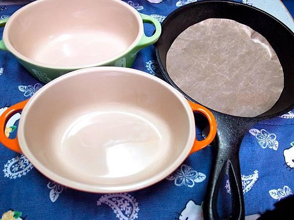 6.備好烤皿