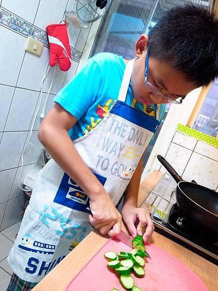 1.波浪刀切小黃瓜