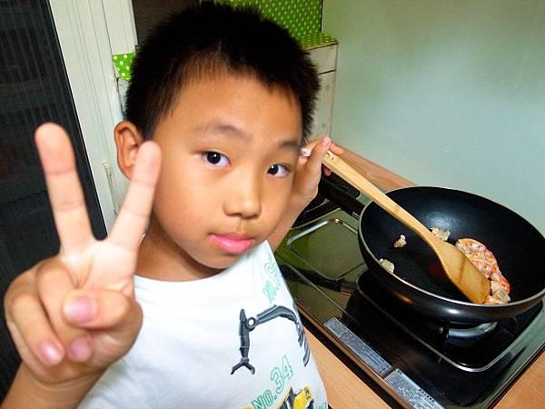 4.二次煎大明蝦