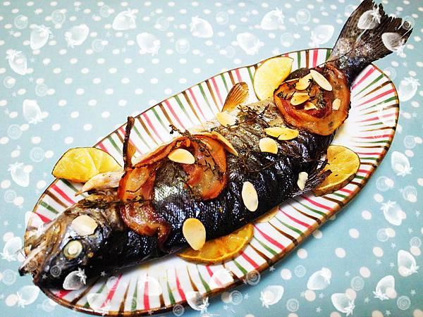 15.美味的烤鱒魚