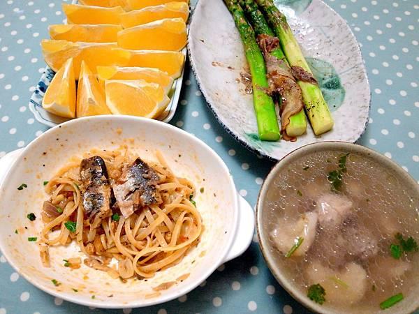 11.有茴香籽的義麵
